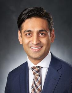 Vinit Amin, MD Vascular & Interventional Radiology