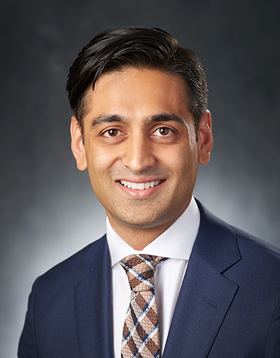 Vinit Amin, MD Vascular & Interventional Radiology