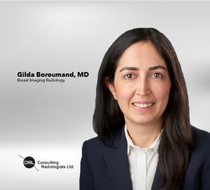 Gilda Boroumand CRL Women's Imaging