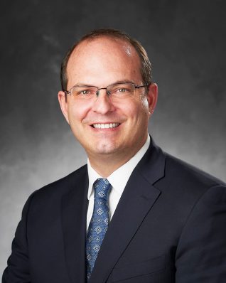 Dr. David Morrell, Radiologist