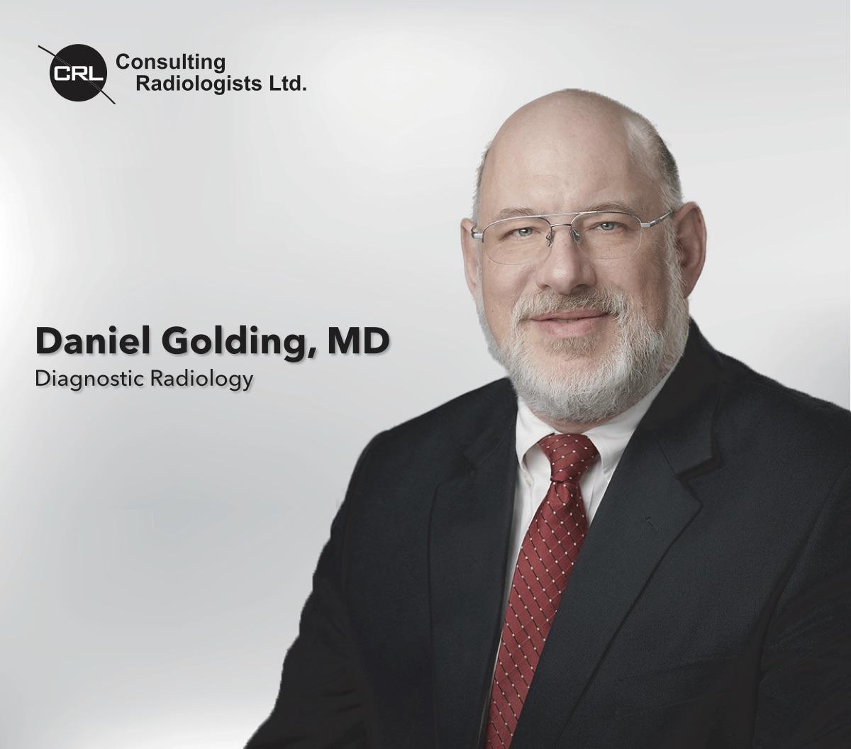 Dr. Daniel Golding